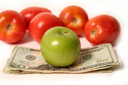 Buying Healthy Foods on a Budget